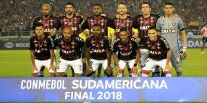 1-1. Atlético Paranaense le arranca un empate al Junior en Barranquilla
