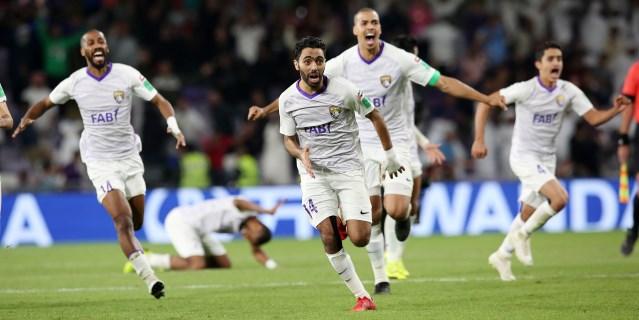 2-2 (4-5). El Al Ain sorprende en los penaltis y es el primer finalista