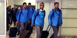 El Boca Juniors aterriza en Madrid