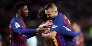 2-0. El Barça despide el año como líder de LaLiga