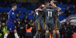 Los batacazos del City y del Chelsea asientan al Liverpool en el liderato