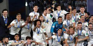 4-1. El Real Madrid exhibe el poderío del campeón