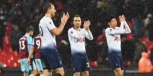 El Tottenham remonta, golea y amenaza al City
