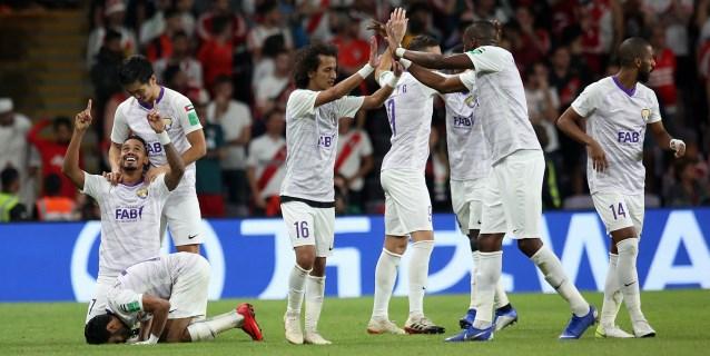 2-2 (4-5). Al Ain se clasifica para la final tras vencer en los penaltis