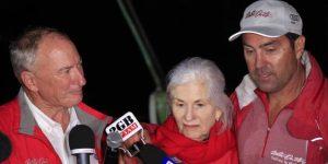 """VELA: Val Oatley, propietaria del 'Wild Oats XI', """"el final de tres años muy duros"""""""