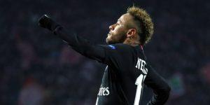 Neymar se convierte en el brasileño con más goles en la Liga de Campeones