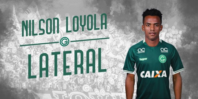 Goias de Brasil anuncia fichaje de Nilson Loyola