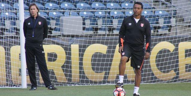 Solano cree que Perú no está para mirar por encima del hombro a sus rivales