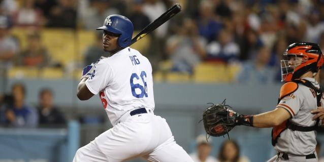 BEISBOL: Dodgers dispuestos a traspasar a Puig; Yanquis mantienen confianza en Sánchez