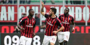 El Milan remonta al Parma y alcanza, de momento, la cuarta plaza