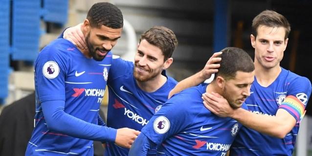 El Chelsea se lleva el derbi ante el Fulham de la mano de Pedro
