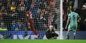 5-1. Un Liverpool arrollador cierra el año invulnerable en la Premier