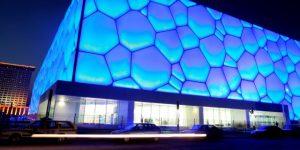 """El """"Cubo de Agua"""" de Pekín 2008 se """"congelará"""" para JJOO de invierno de 2022"""