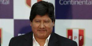 La Fiscalía pedirá 36 meses de prisión para el presidente de la Federación Peruana de Fútbol