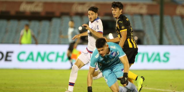 2-0. El Peñarol vence al Nacional en el primer partido clásico del 2019
