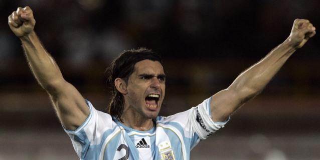 Roberto 'el Ratón' Ayala se suma al cuerpo técnico de Argentina