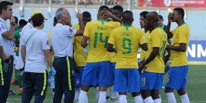 1-0. Brasil vence a Bolivia y avanza al hexagonal final