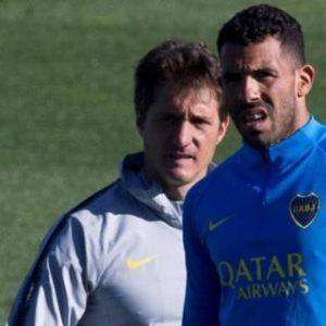 Carlos Tévez dice que Barros Schelotto le faltó el respeto en Boca Juniors