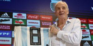 """Menotti: """"Quiero una selección Argentina que ensaye todo lo que pueda"""""""