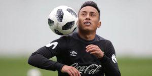 Christian Cueva y su opción de reforzar al Independiente de Argentina