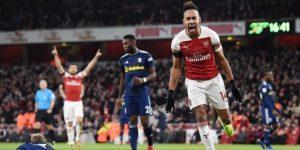 El Arsenal golea al Fulham (4-1) y recupera la alegría
