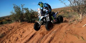 El argentino Cavigliasso se adjudica la primera etapa del Dakar en quads