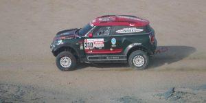 Un Dakar corto pero duro, con 87 abandonos en cinco días