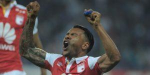 El goleador colombiano Wilson Morelo reforzará al Colón de Santa Fe