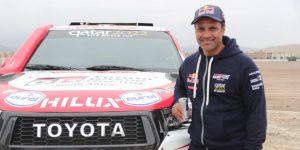 Al-Attiyah vence en la primera etapa del Dakar en coches, con Sainz segundo