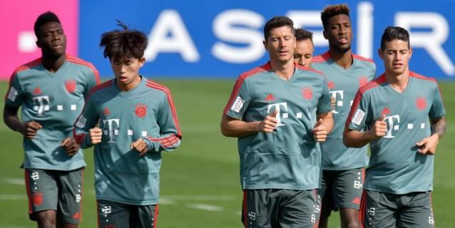 El Bayern reabre la Bundesliga ante el Hoffenheim y el Dortmund visita al Leipzig