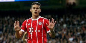 El Bayern decidirá qué hacer con James según lo que pase en la segunda vuelta de la Liga