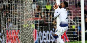 El Crystal Palace elimina al Tottenham de la Copa