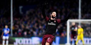 Gattuso reconoce que no sabe si Higuaín se quedará en el Milan