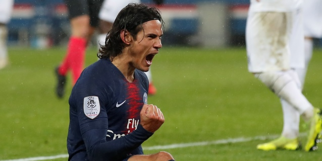 Cavani no da opción al Rennes