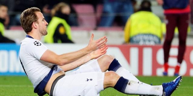 Kane se lesiona el tobillo izquierdo y es baja hasta marzo