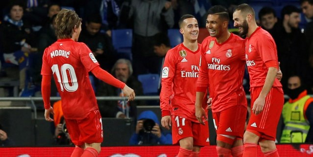 Butragueño: Es un placer ver jugar a Benzema