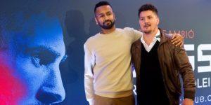 Messi y el Cirque du Soleil se unen en un espectáculo de circo y fútbol