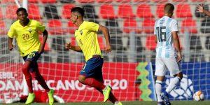 0-1. Ecuador da un gran paso hacia la clasificación y complica la de Argentina