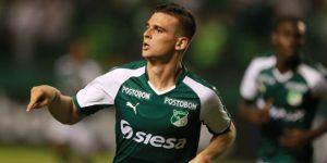 El Deportivo Cali traspasa a Nicolás Benedetti al América mexicano