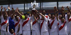 Perú gana a Costa Rica el torneo FIFPro de futbolistas libres o sin contrato