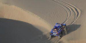 DAKAR 2019: Carlos Sainz se queda casi sin opciones de ganar el rally este año