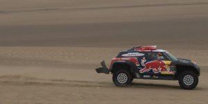 Peterhansel abandona el Dakar en la penúltima etapa y Sainz aún no parte