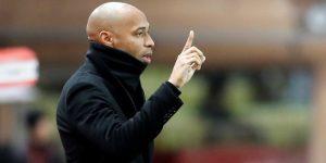 El Mónaco destituye al entrenador Thierry Henry