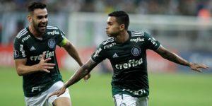 El Palmeiras renueva contrato con su máxima estrella, Dudu, hasta 2023