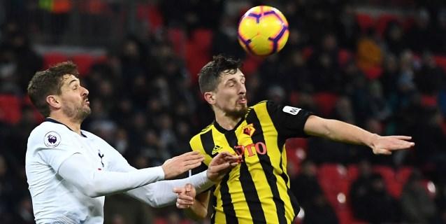 Llorente se viste de héroe y culmina la remontada del Tottenham
