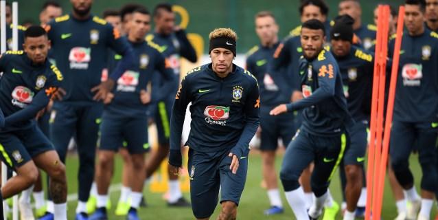 Brasil se medirá con República Checa el 26 de marzo en Praga