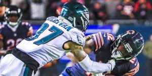 NFL: Los campeones Eagles, Cowboys, Chargers y Colts pasan a la Ronda Divisional