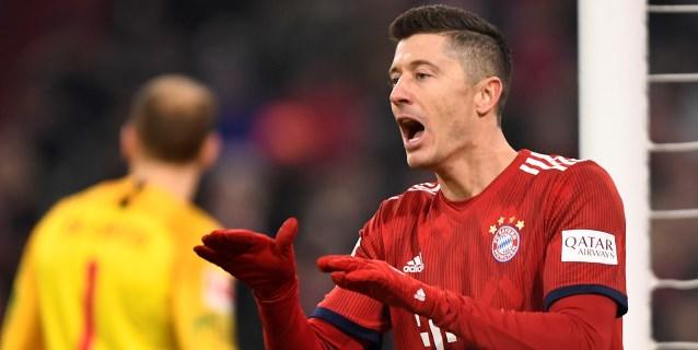 """Lewandowski: """"Me puedo imaginar terminar mi carrera en el Bayern"""""""