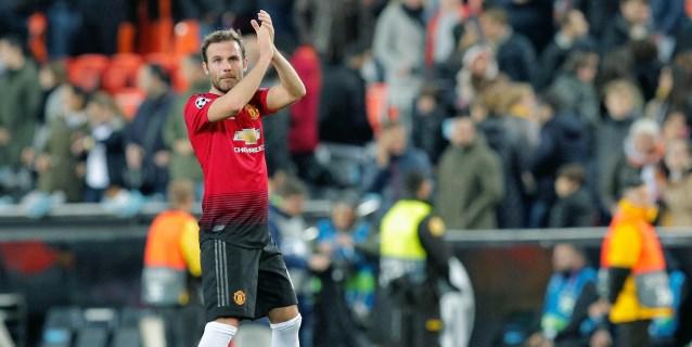 Se cumplen cinco años del debut de Mata en el Manchester United