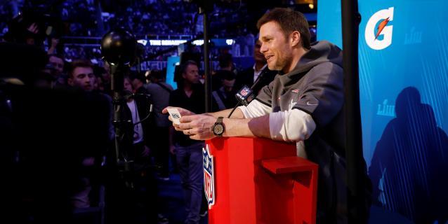 """NFL: Total normalidad en la """"Opening Night"""" con Brady de figura estelar"""
